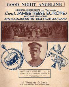 James Reese Europe Poster