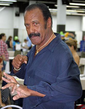 Joe Fred Williamson, Florida Supercon, June 2010