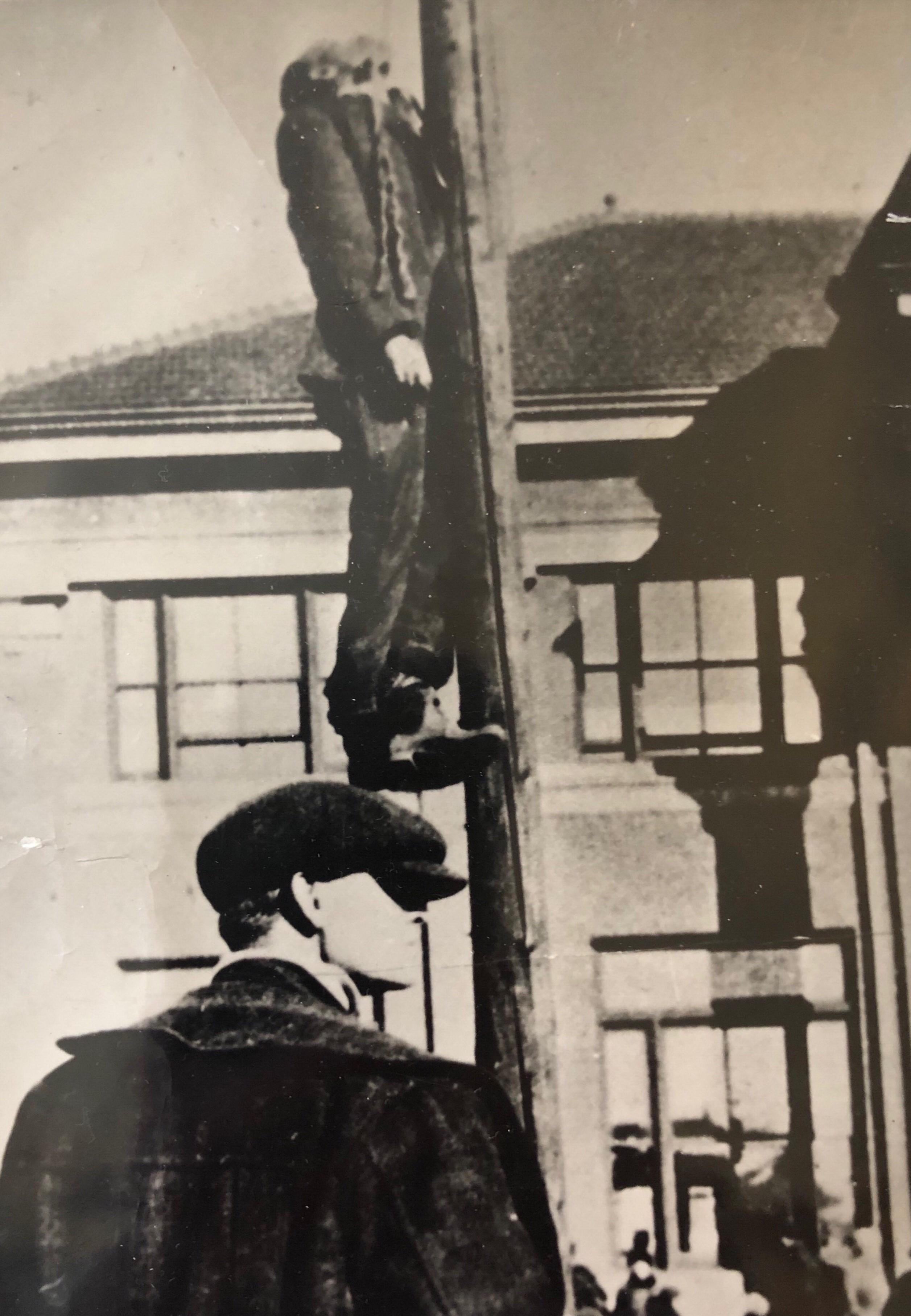 Joel Woodson lynching