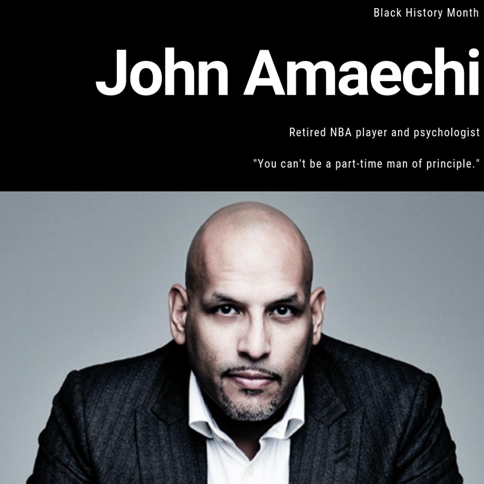 John Amaechi Book Cover