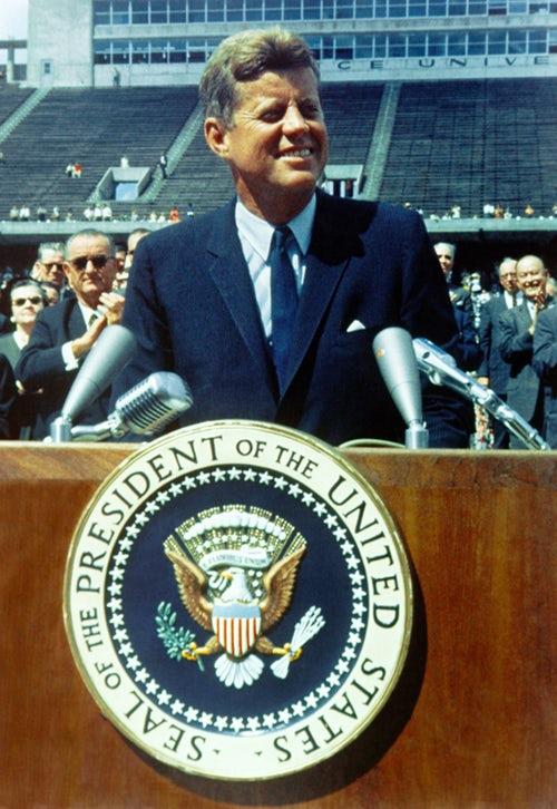John F. Kennedy, Rice University, September 12, 1962