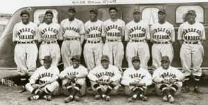 Kansas City Monarchs, World Champions, 1936