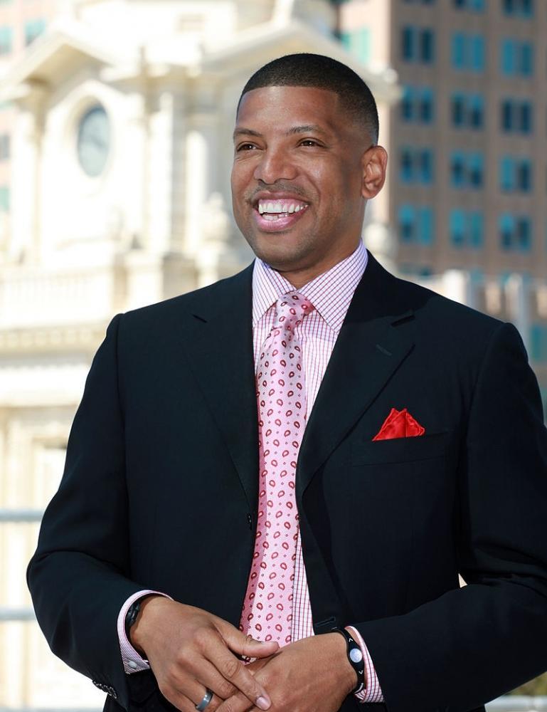 Kevin Johnson: Mayor of Sacramento
