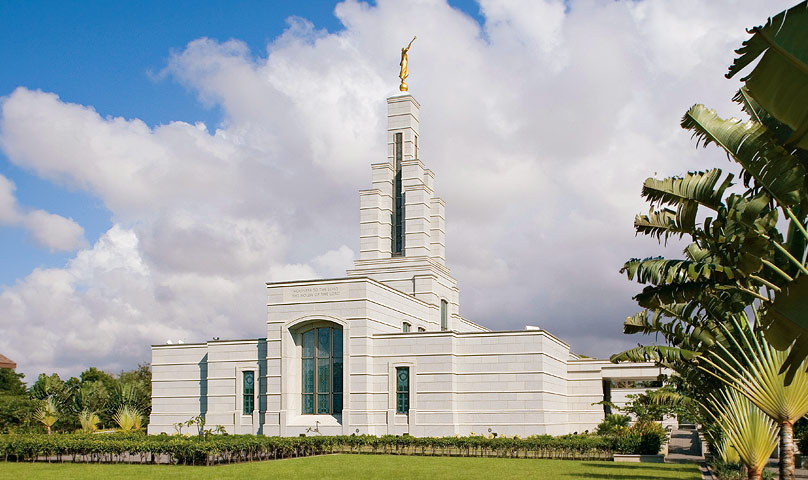 LDS Temple Accra, Ghana