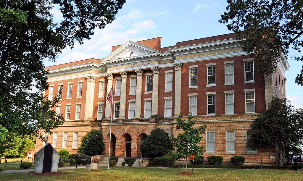 Lane College Building