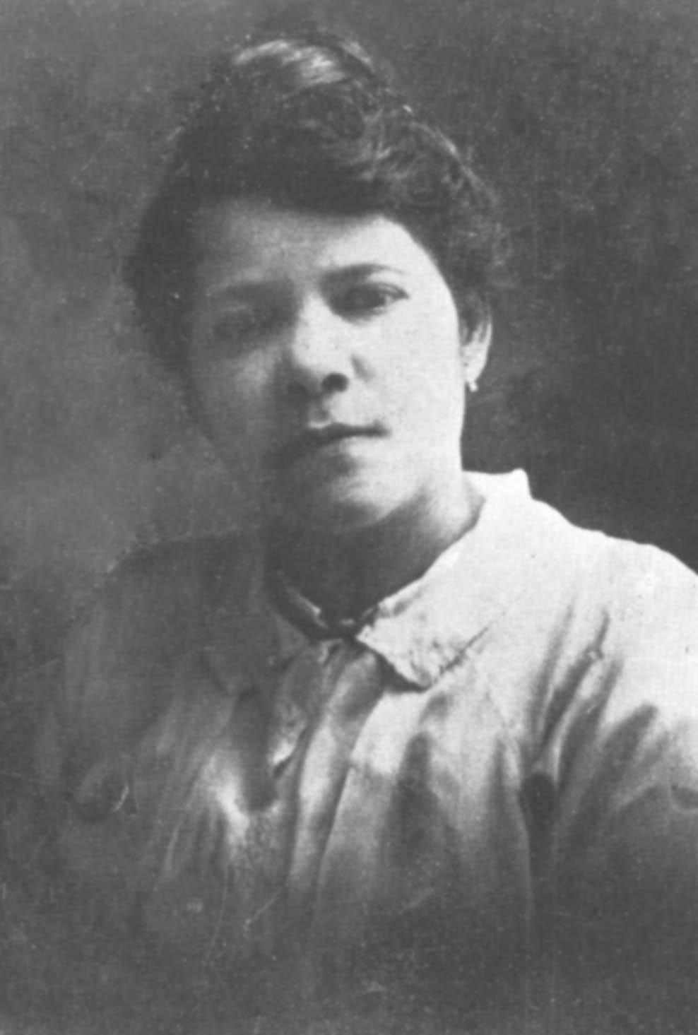 Lizzie Weeks, 1919