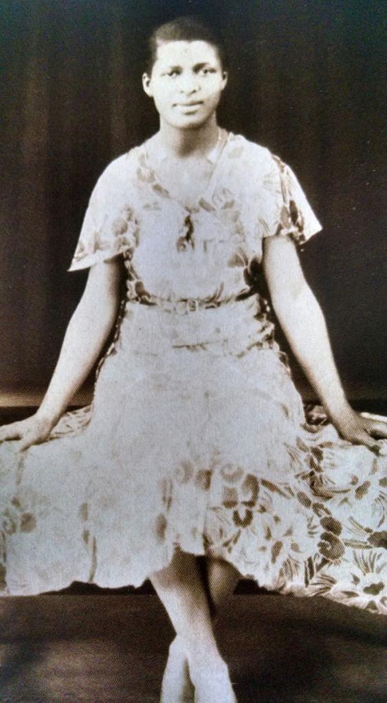 Lulu Merle Johnson