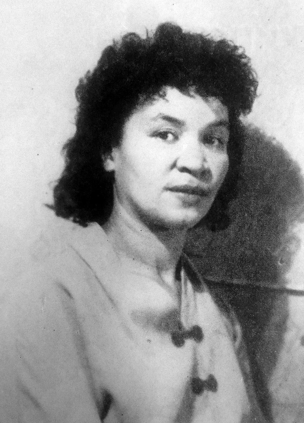 Lydia Arkhipova, 1977