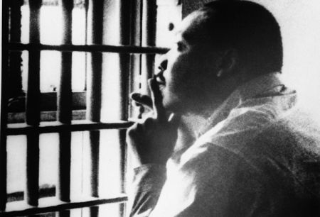 """birmingham jail speech 19042013 fifty years ago this month, martin luther king jr drafted a letter from a cramped cell in birmingham, alabama king's """"letter from birmingham jail."""