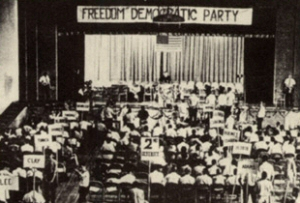 Miss. Freedom Democratic Party State Convention, Jackson, Mississippi, July 1964