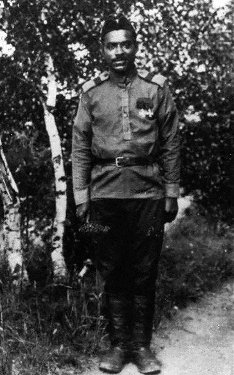 Marcel Pliat, 1916