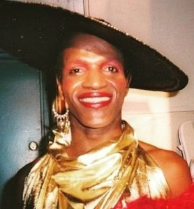 Marsha P. Johnson, Drag Queen, Stonewall