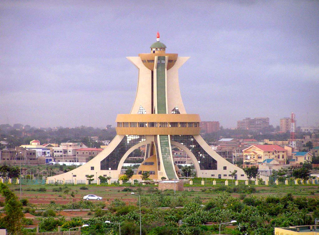 Ouagadougou Burkina Faso 15th Century