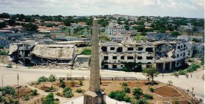 Mogadishu Somalia Ca 950 The Black Past