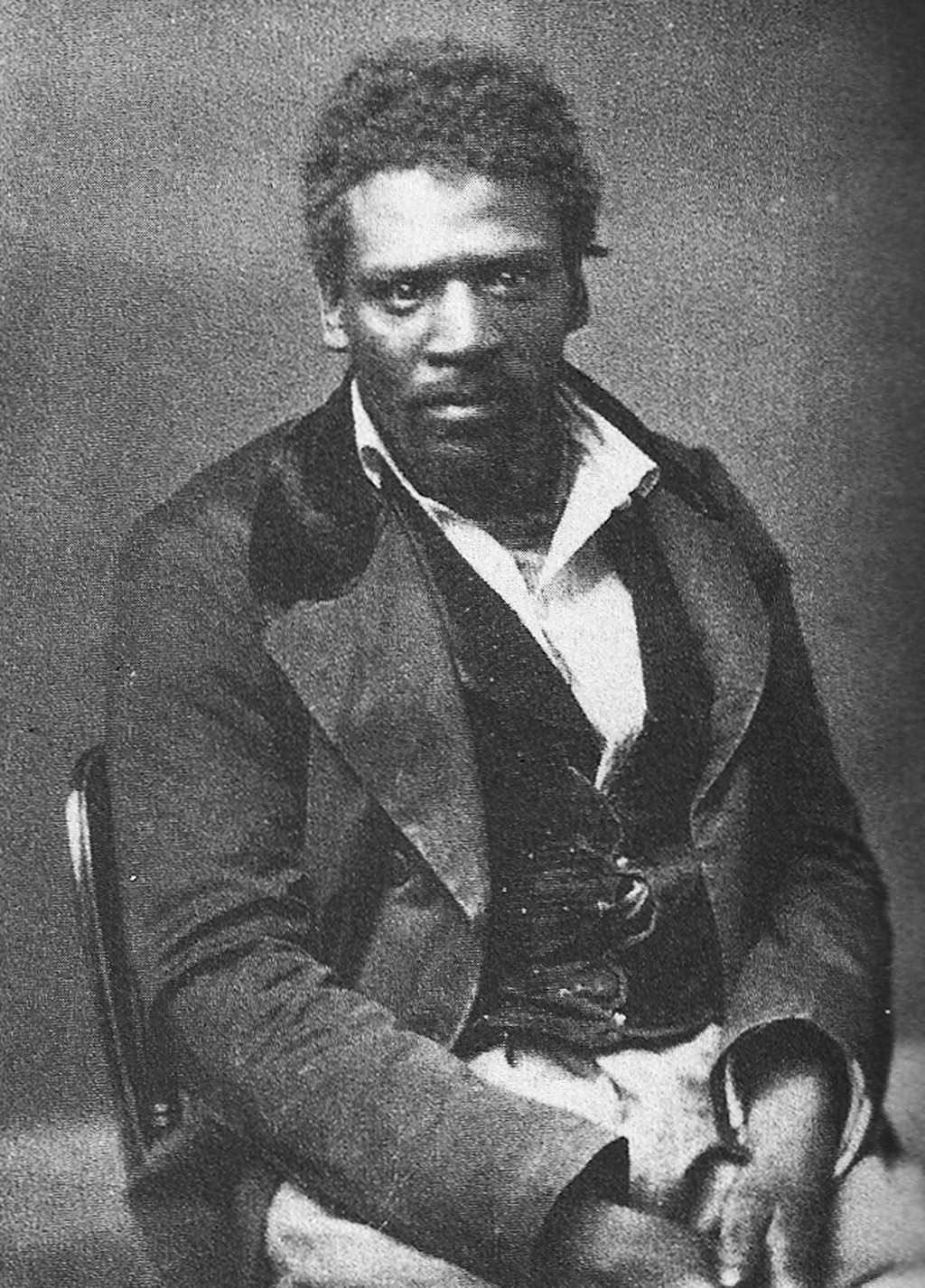 Moses Tate (William B. Seacrest)