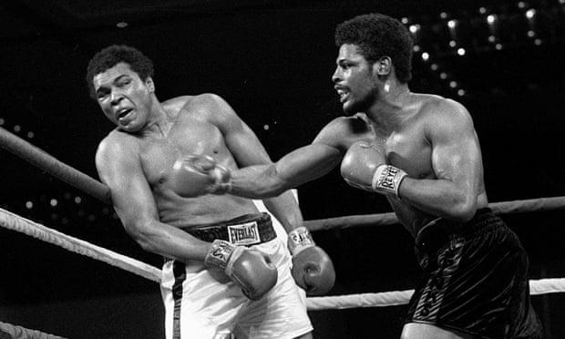 Muhammad Ali and Leon Spinks,1978