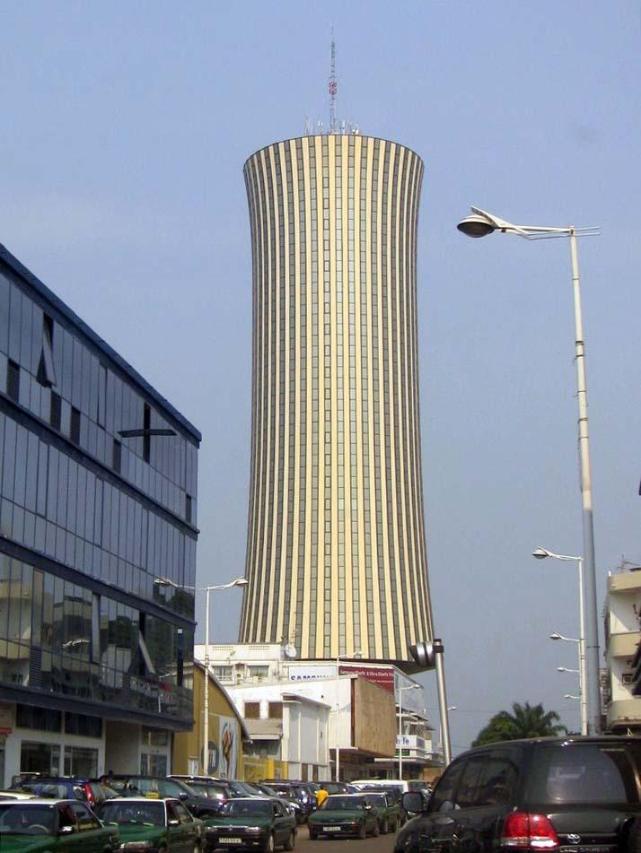 Downtown Brazzaville