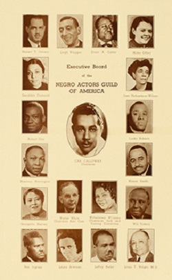 Negro Actors Guild