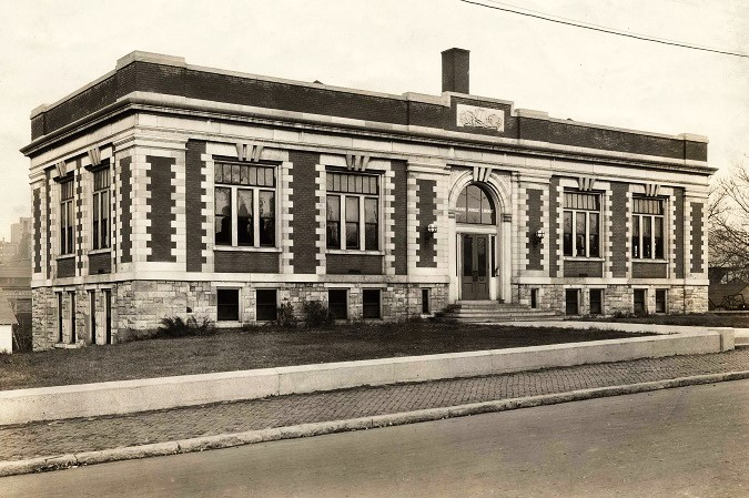 Negro Public Library, Nashville, Tennessee