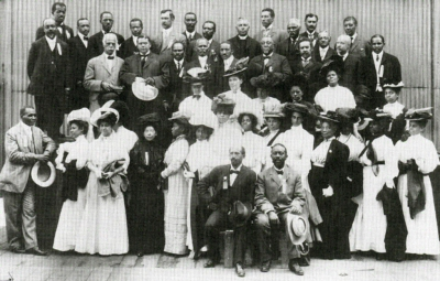 The Niagara Movement Annual Meeting, Boston, 1907