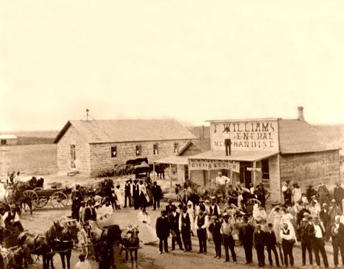 Nicodemus, Kansas (1877- )