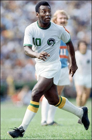 Pele, Brazilian Soccer Player | Publish with Glogster!