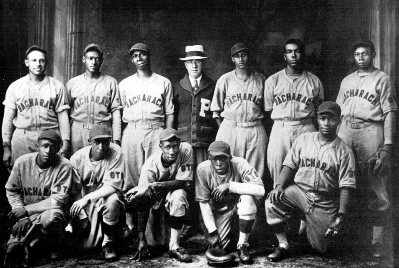Philadelphia Bacharach Giants, 1931