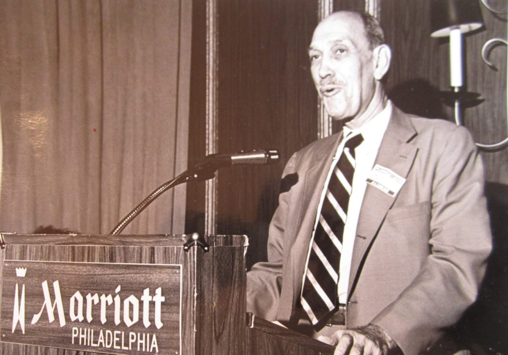 Raymond A. Brown, ca. 1980