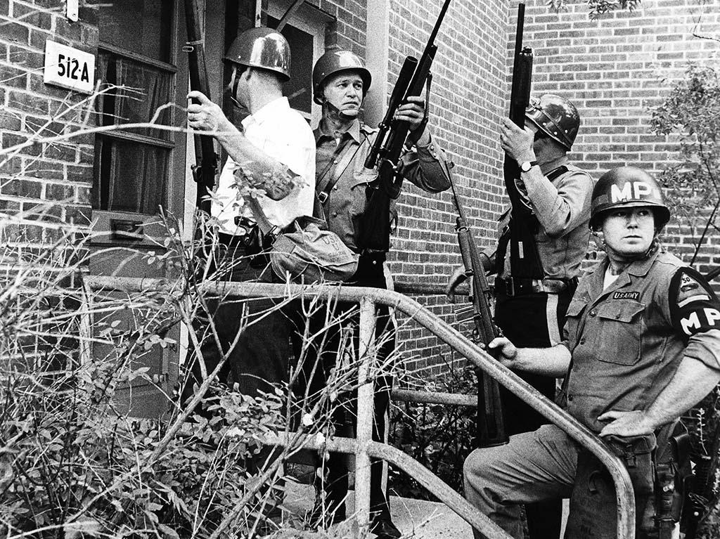 Plainfield, New Jersey Riot (1967) •