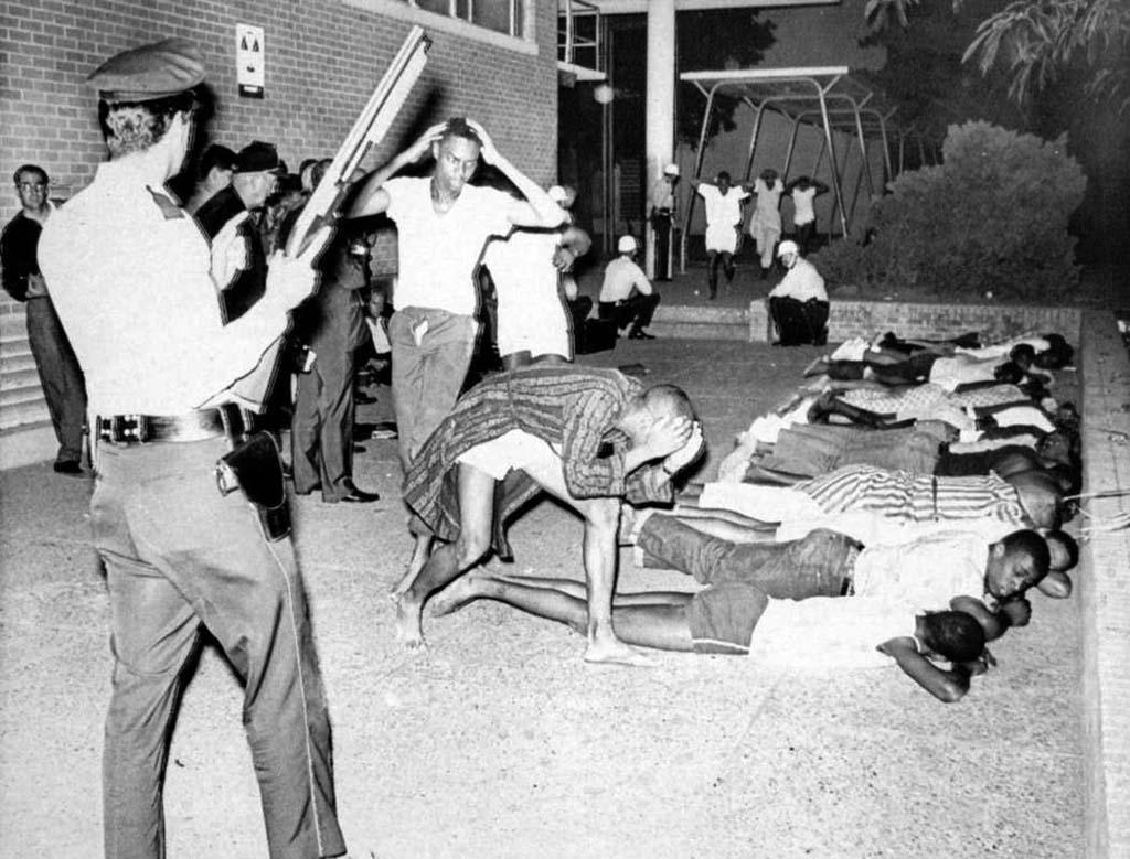 Houston (TSU) Riot (1967) •