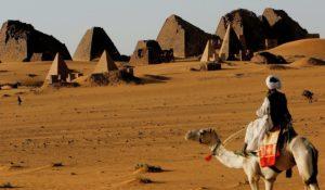 Pyramids of Kush