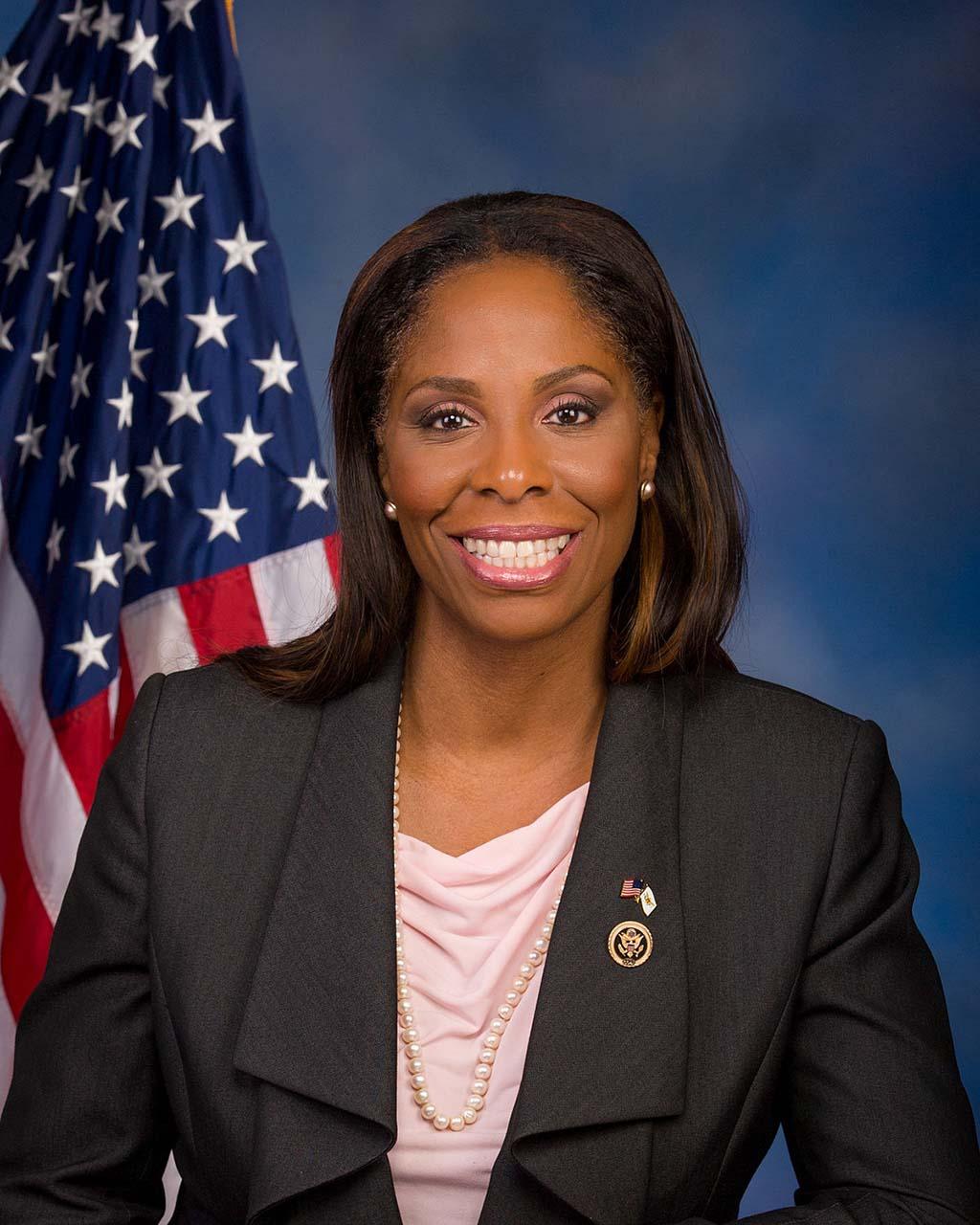 Representative Stacey Plaskett
