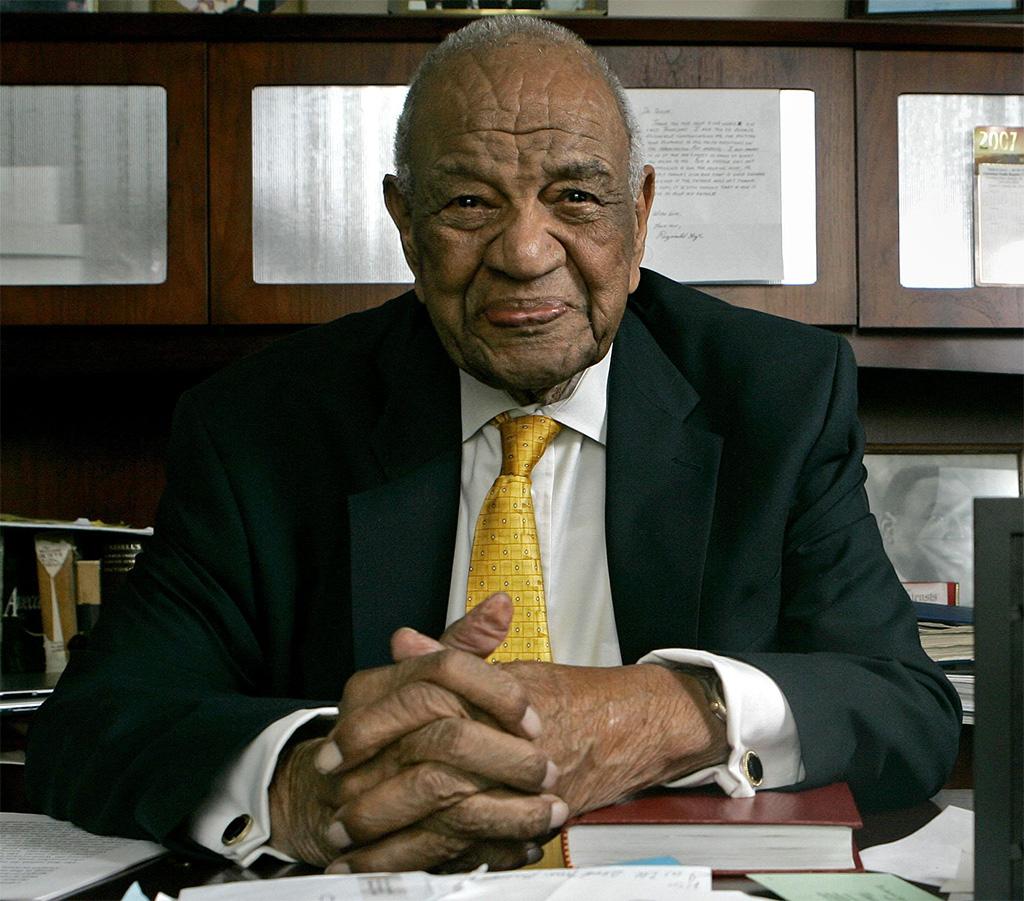 Rev. Gardner C. Taylor