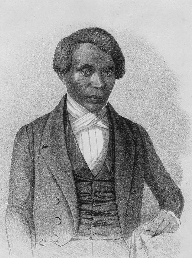 Rev. Theodore Sedgwick Wright, August 1, 1845