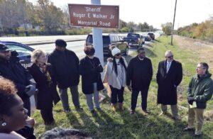 Roger Walker Memorial Road (Decatur Herald & Review)