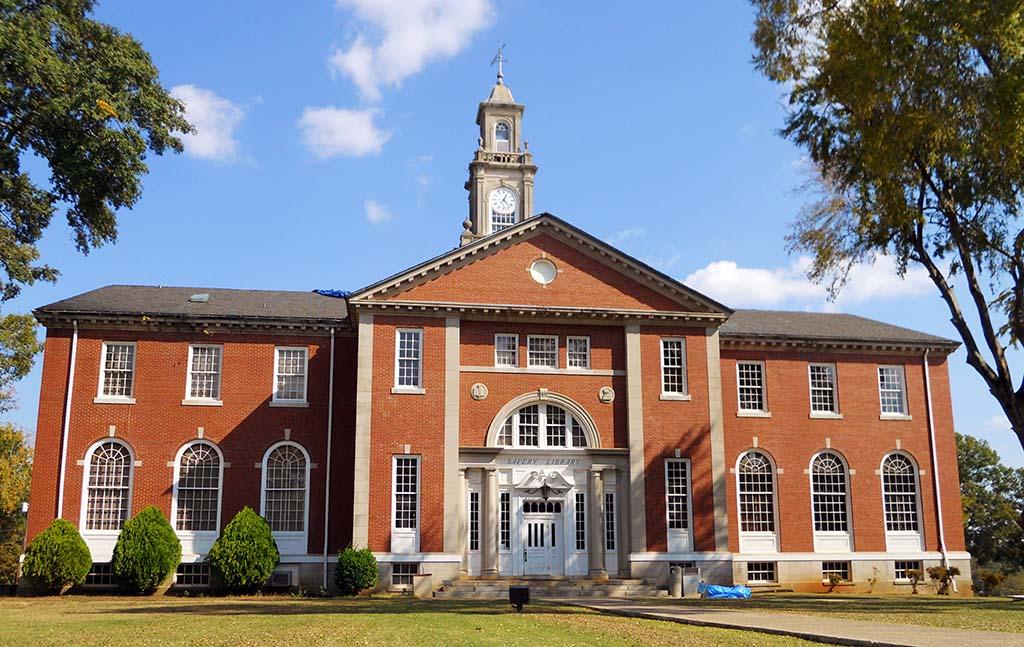 Savery Library, Talladega College