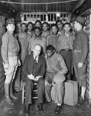 Scottsboro Boys and Attorney Samuel Leibowitz