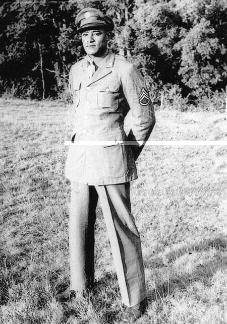 Sgt. Ruben Rivers