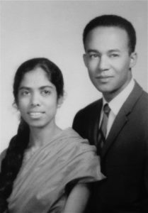 Shyamala Gopalan and Donald Harris