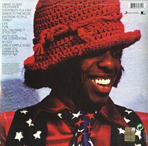 Sly Stone Album Cover, 1970