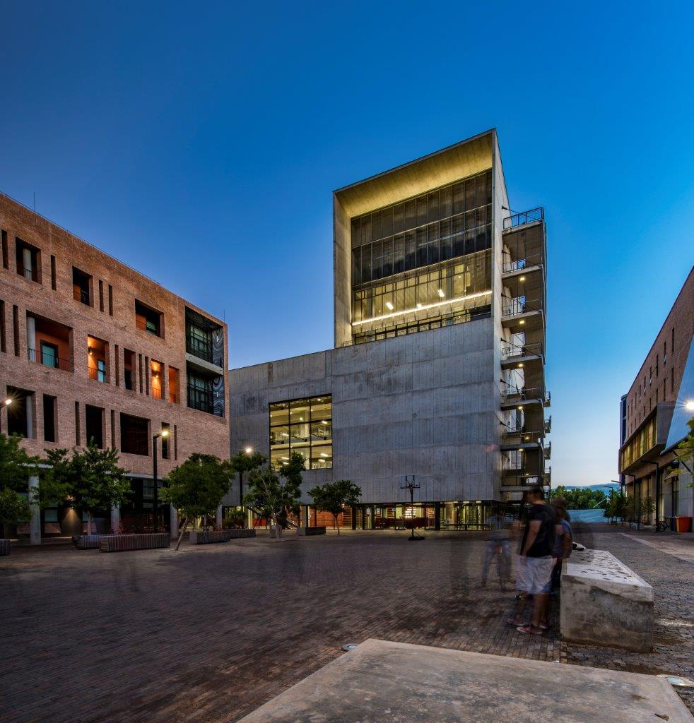Sol Plaatje University (Plaatje University Library)