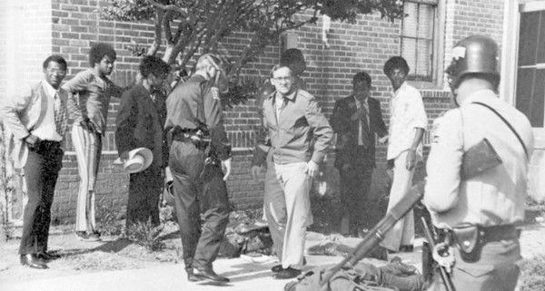 Southern University Massacre