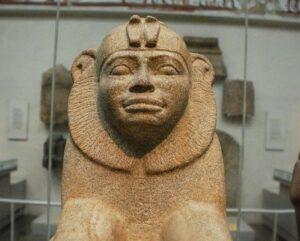 Sphinx of Taharqa