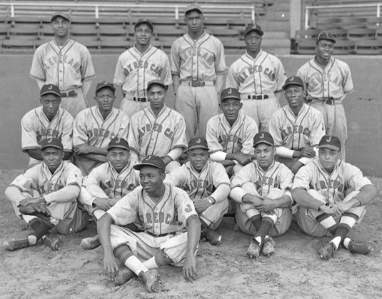 The 1941 Jacksonville Red Caps