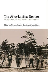 The Afro Latino Reader Book Cover