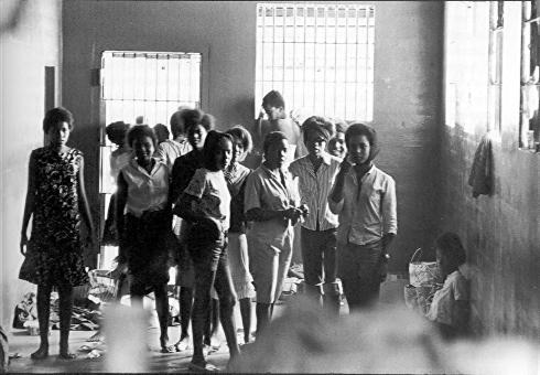 The Stolen Girls of Leesburg Stockade, 1963