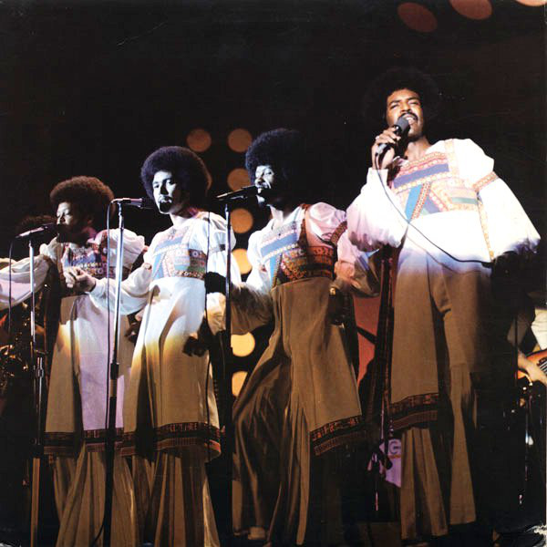 Back album cover of A Letter to Myself (1973)