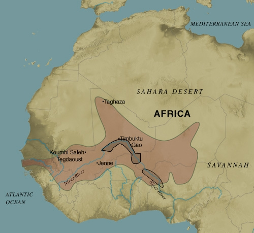 Songhai Empire (ca. 1375-1591) | The Black Past: Remembered and ...