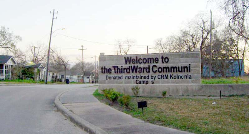 Welcome to Third Ward