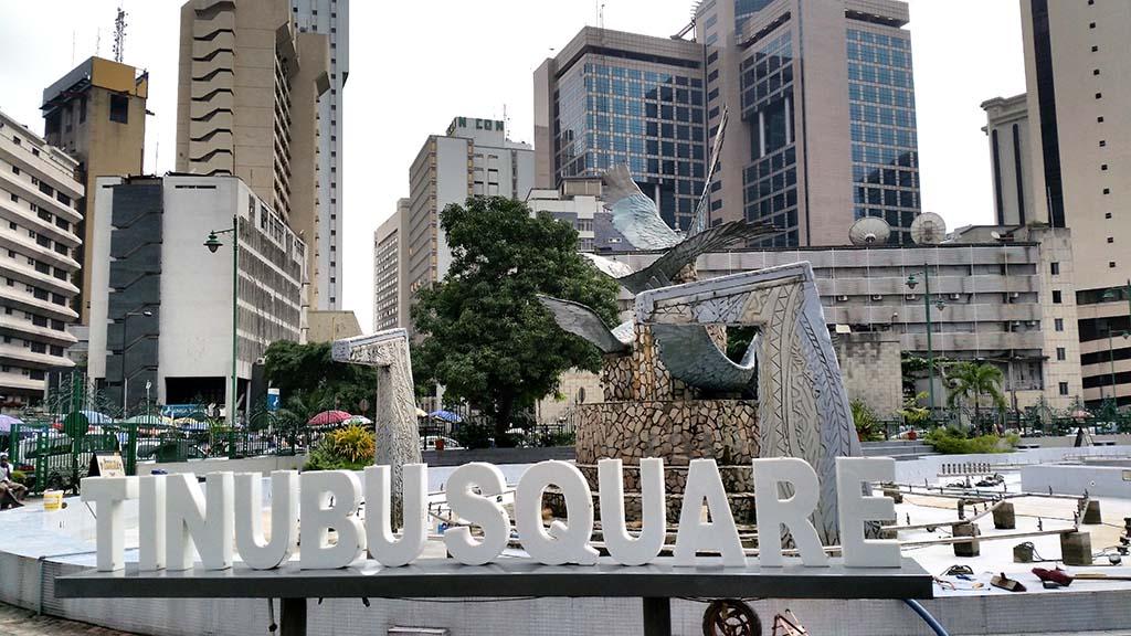 Tinubu Square, Lagos, Nigeria